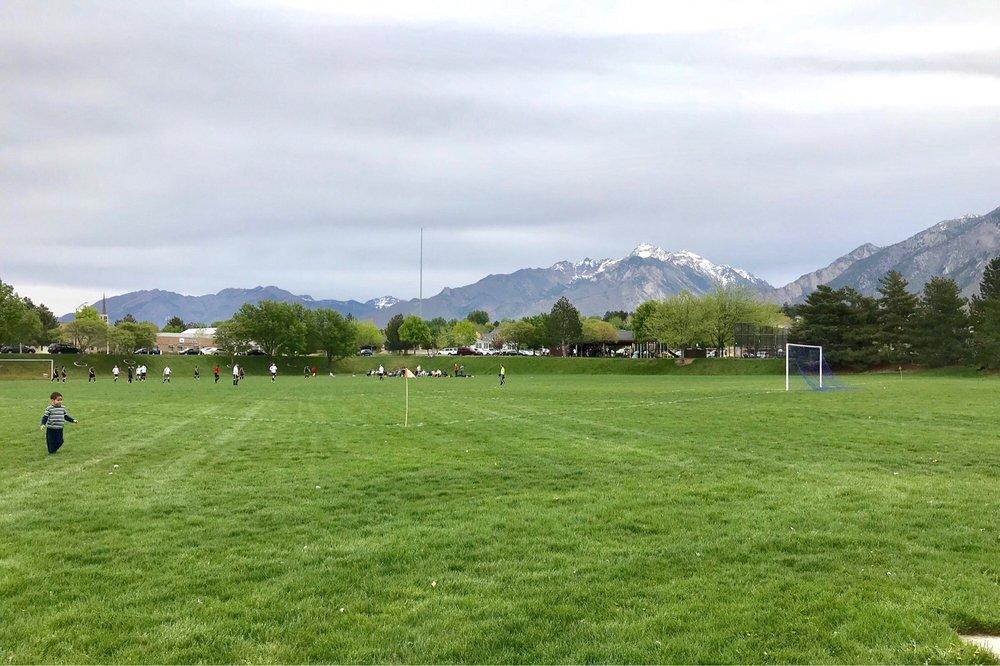 Storm Mountain Park: 11450 S 1000th E, Sandy, UT