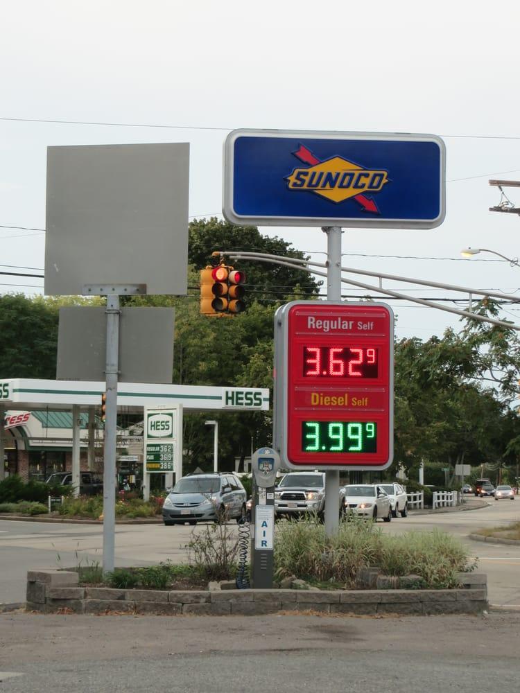 Gas allocation for public transportation starts in 2013