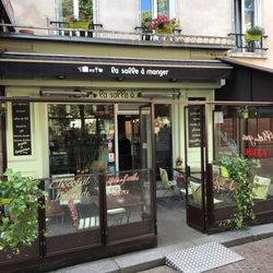 La salle manger 35 photos 60 reviews french 136 - La salle a manger paris ...