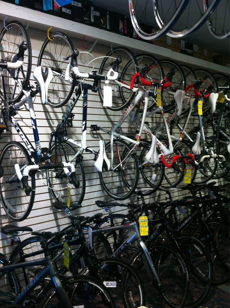 Social Spots from Competitive Edge Ski & Bike