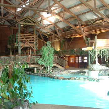 Disney s davy crockett ranch 15 avis h tels route for Piscine hotel davy crockett