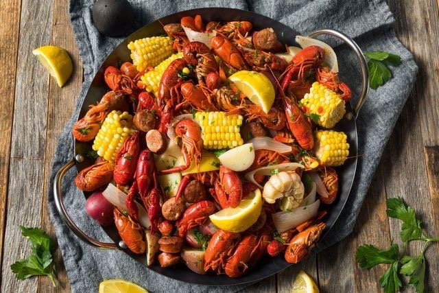 Juicy Seafood: 138 Paul Huff Pkwy, Cleveland, TN