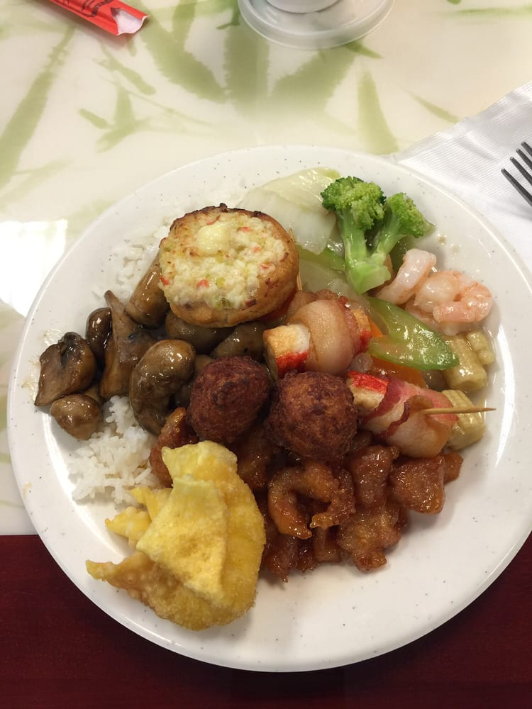N V China Buffet: 1599 N State St, North Vernon, IN