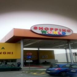 Shopping World - Negozi di scarpe - Piazzale Europa 1, Pianezza ...