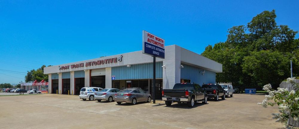 Fort Worth Automotive: 4850 Benbrook Blvd, Benbrook, TX