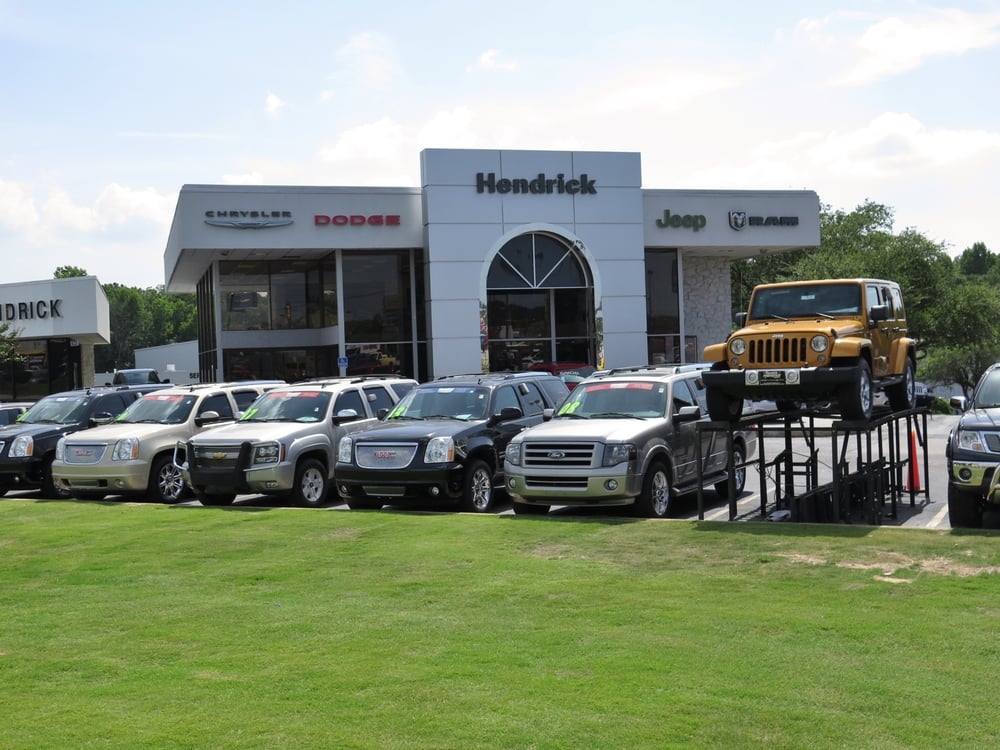 Superb Hendrick Chrysler Dodge Jeep RAM   20 Photos U0026 16 Reviews   Car Dealers    1624 Montgomery Hwy, Hoover, AL   Phone Number   Yelp