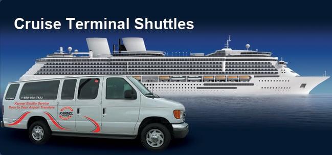 Long Beach Cruise Terminal Shuttle