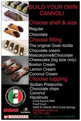 f8389d418 Bakery Italia 9469 W Atlantic Blvd Coral Springs, FL Bakeries - MapQuest