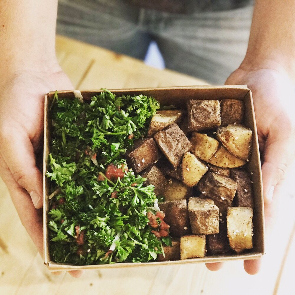Taula Fresh Mediterranean Food