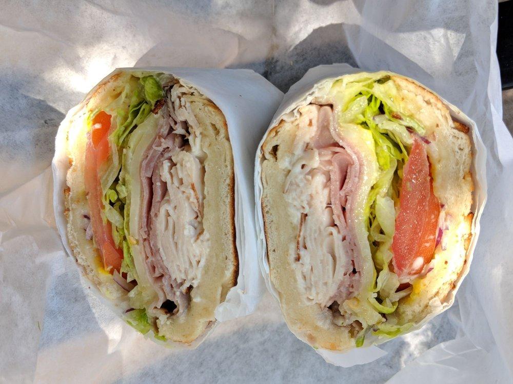 Nick's Sandwiches: 765 Railroad Ave, Pittsburg, CA