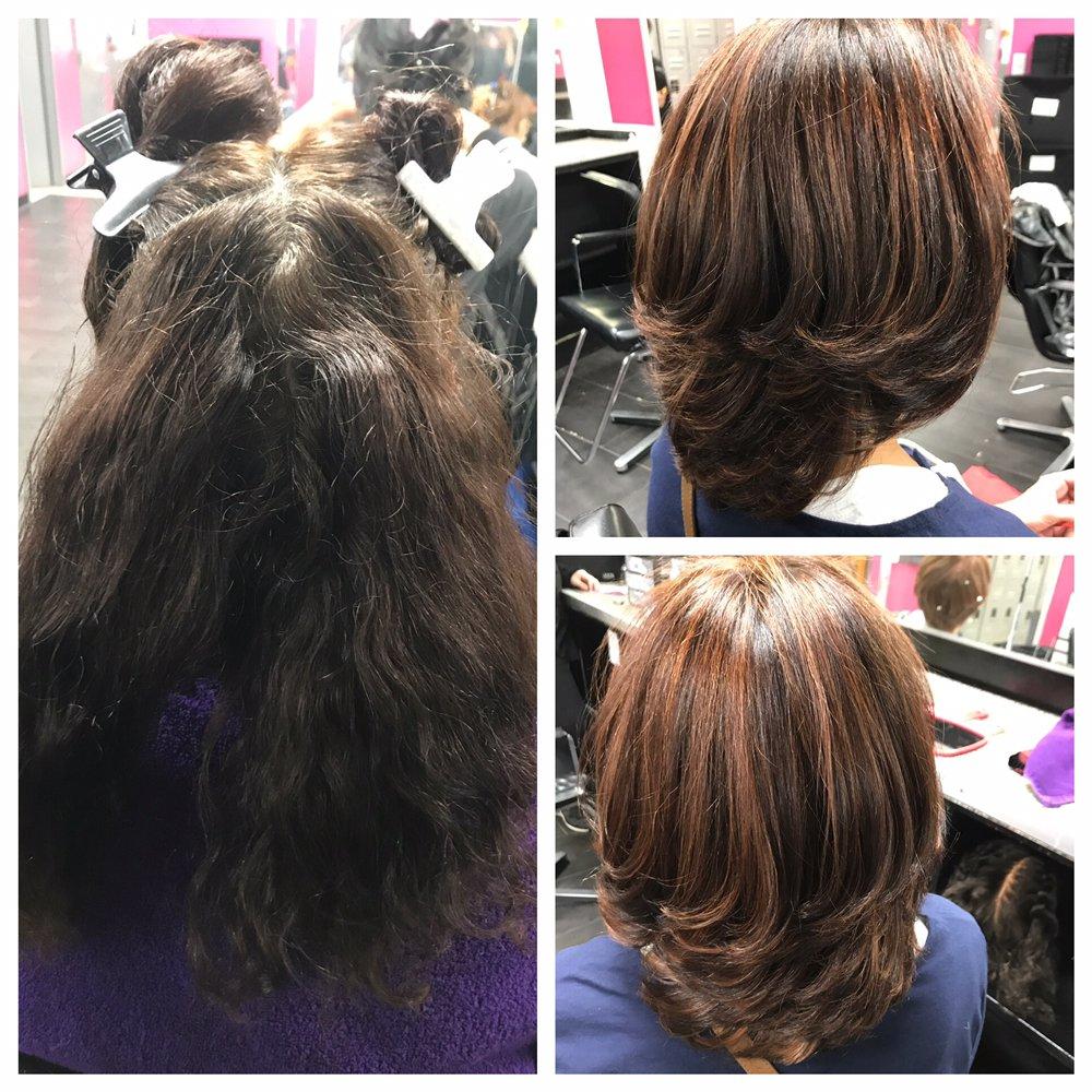 Liz Branch Hair Salon: 709 Burke Ave, Bronx, NY