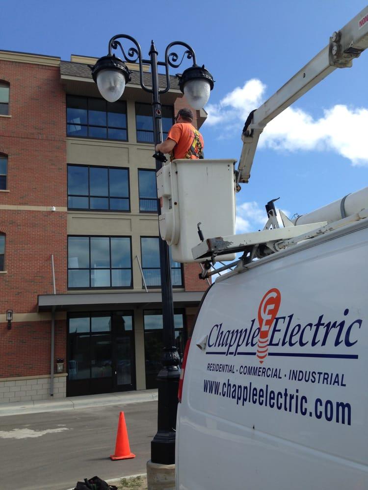 Chapple Electric: 11220 Torrey Rd, Fenton, MI