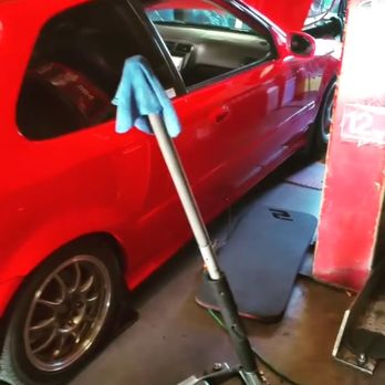 Photo Of Hybridworks Automotive Vallejo Ca United States On The Dyno Here