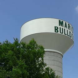 Marion City of logo