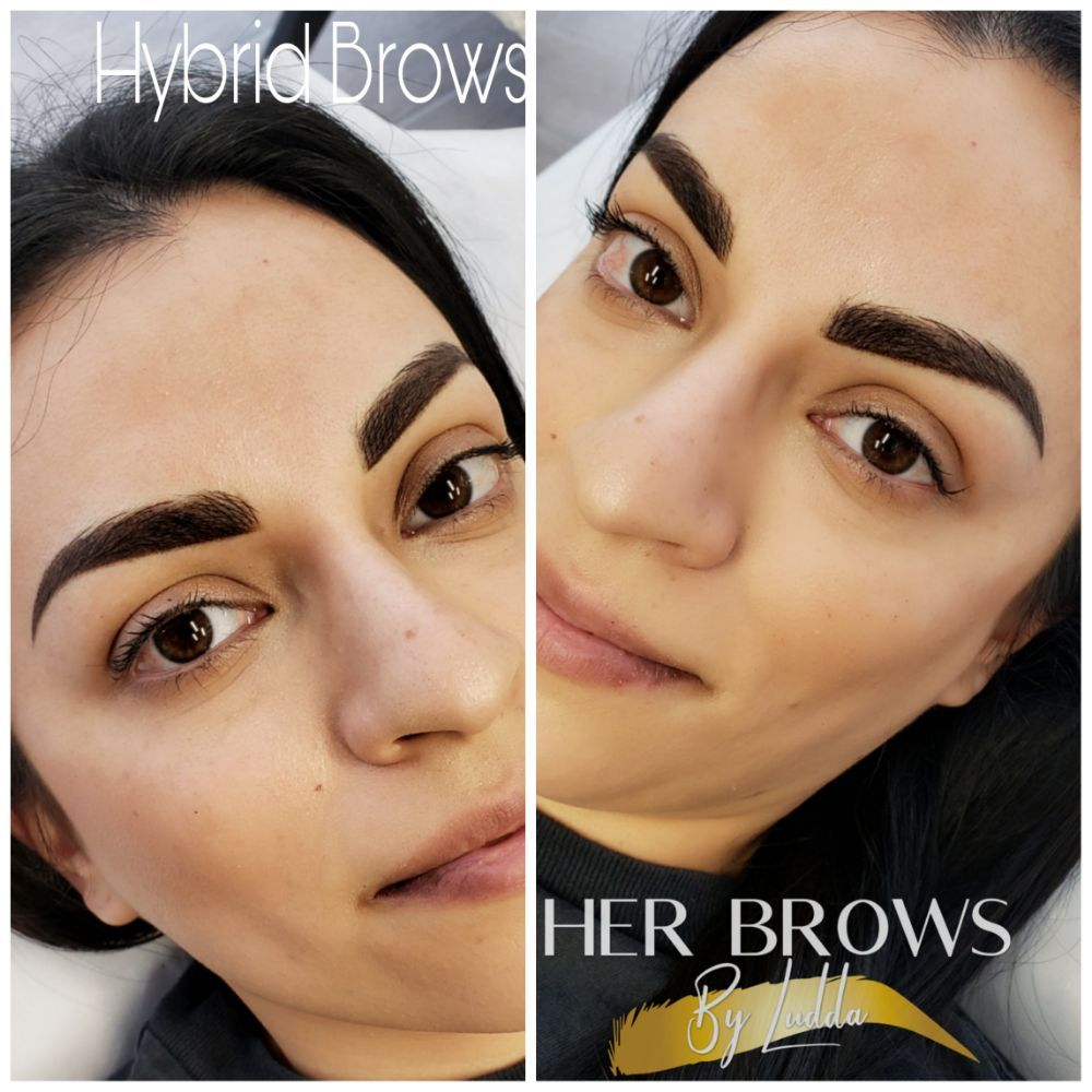 Her Brows By Ludda: 37 W Yokuts Ave, Stockton, CA