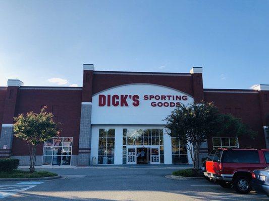 Dicks sports durham north carolina
