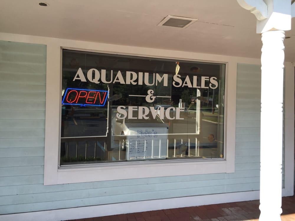 Pete's Aquarium Fish Store: 973 Main St, Fishkill, NY