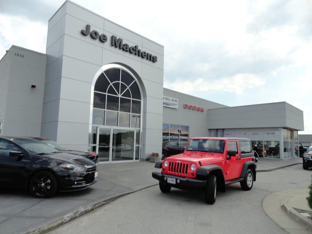 Joe Machens Chrysler Dodge Jeep Ram Building Exterior - Yelp