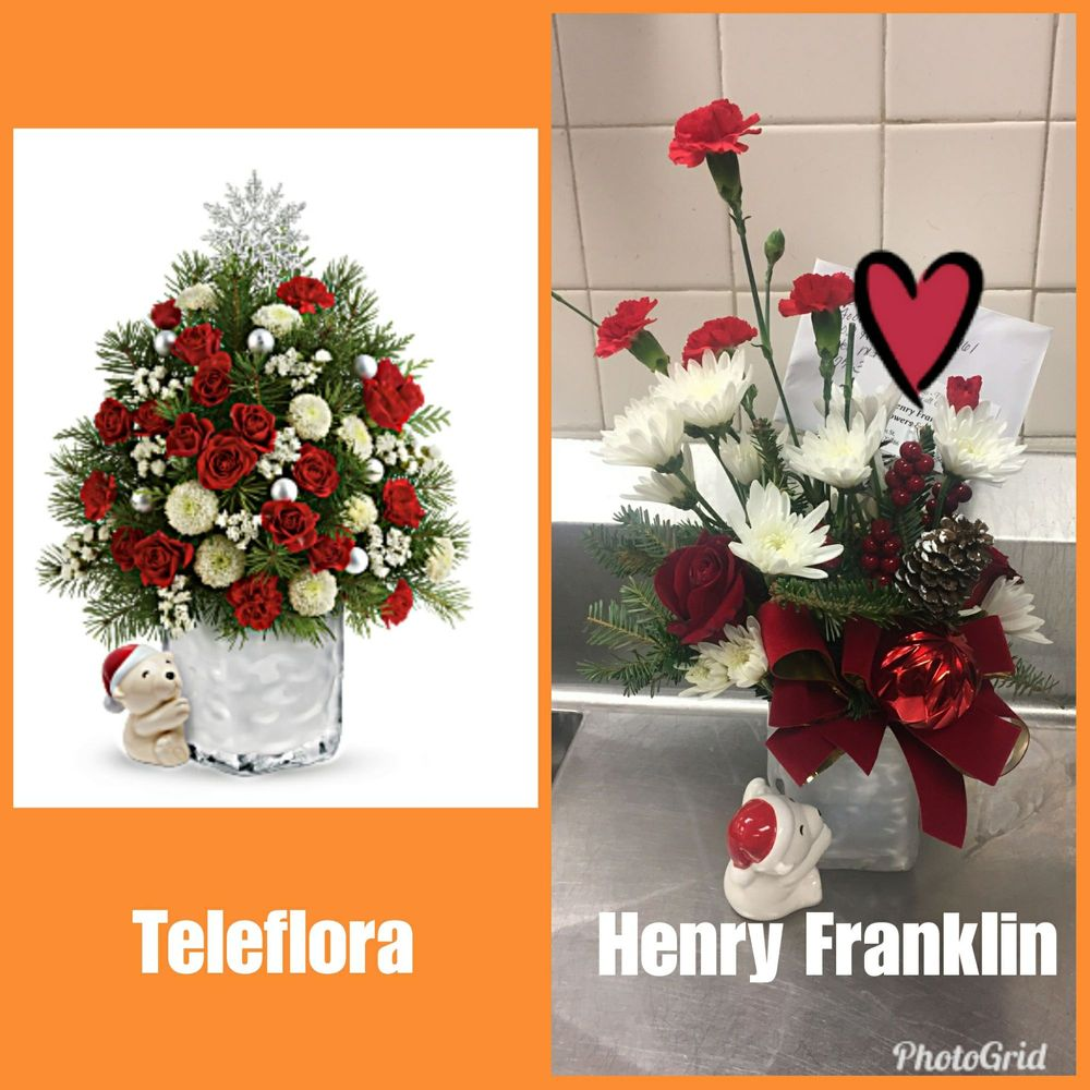 Henry Franklin Flowers And Events: 2200 N Main, Tarboro, NC