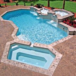 Photo Of Blue Haven Pools U0026 Spas   Hatfield, PA, United States. Geometric