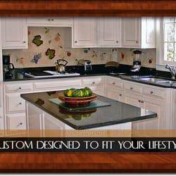 Photo Of MCR Custom Kitchen Cabinet Refacing   Plainfield, NJ, United  States ...