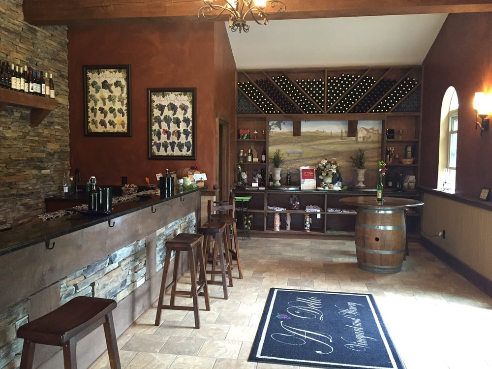 Beautiful Wine Tasting Area Yelp