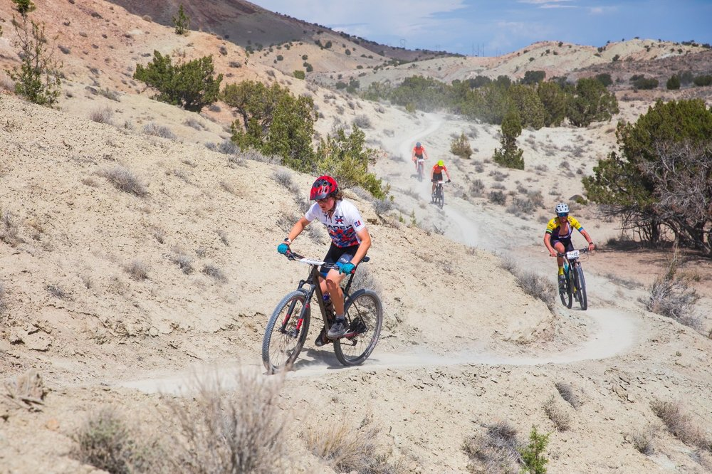Richfield City Mountain Bike Trails: Richfield, UT