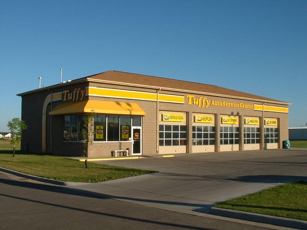 Tuffy Tire & Auto Service Center: 1025 45th St S, Fargo, ND