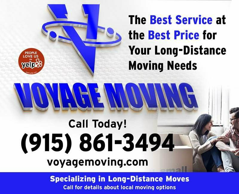 Voyage Moving: 1986 Stanton Ave, Las Cruces, NM