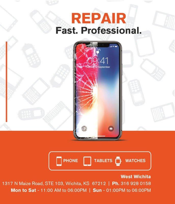Blazing Electronics: 3411 N Rock Rd, Wichita, KS
