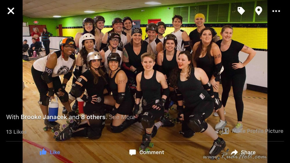 Assassination City Roller Derby: 3200 Thunderbird Ln, Plano, TX