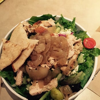 Zoes Kitchen Greek Chicken Pita zoës kitchen - order food online - 63 photos & 110 reviews