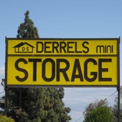Derrel S Mini Storage Self Storage 2425 N Santa Fe Ave