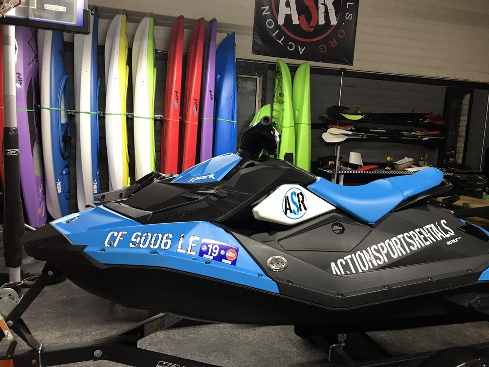 Photo of Action Sports Rentals: Redding, CA