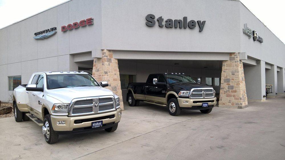 Stanley Chrysler Dodge Jeep Ram Brownwood: 1003 W Commerce St, Brownwood, TX