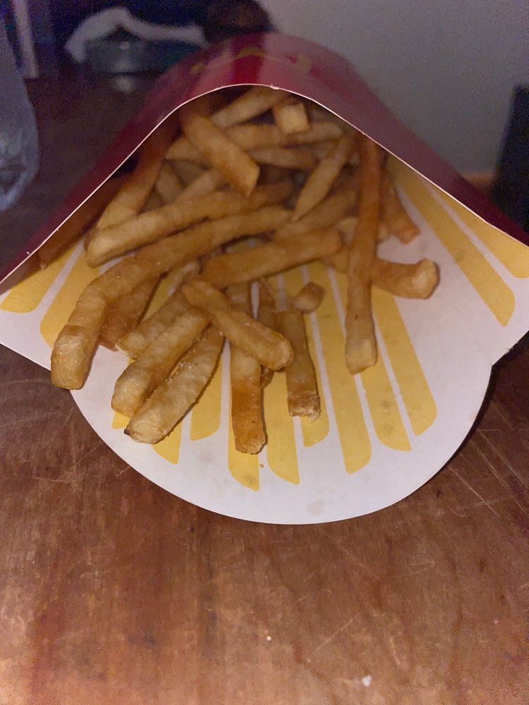McDonald's: 201 W Locust St, Stilwell, OK