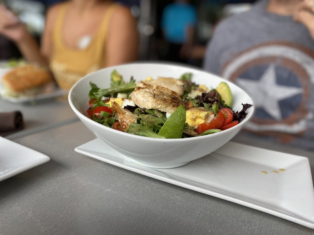 Picnikins Patio Cafe: 6901 Blanco Rd, San Antonio, TX