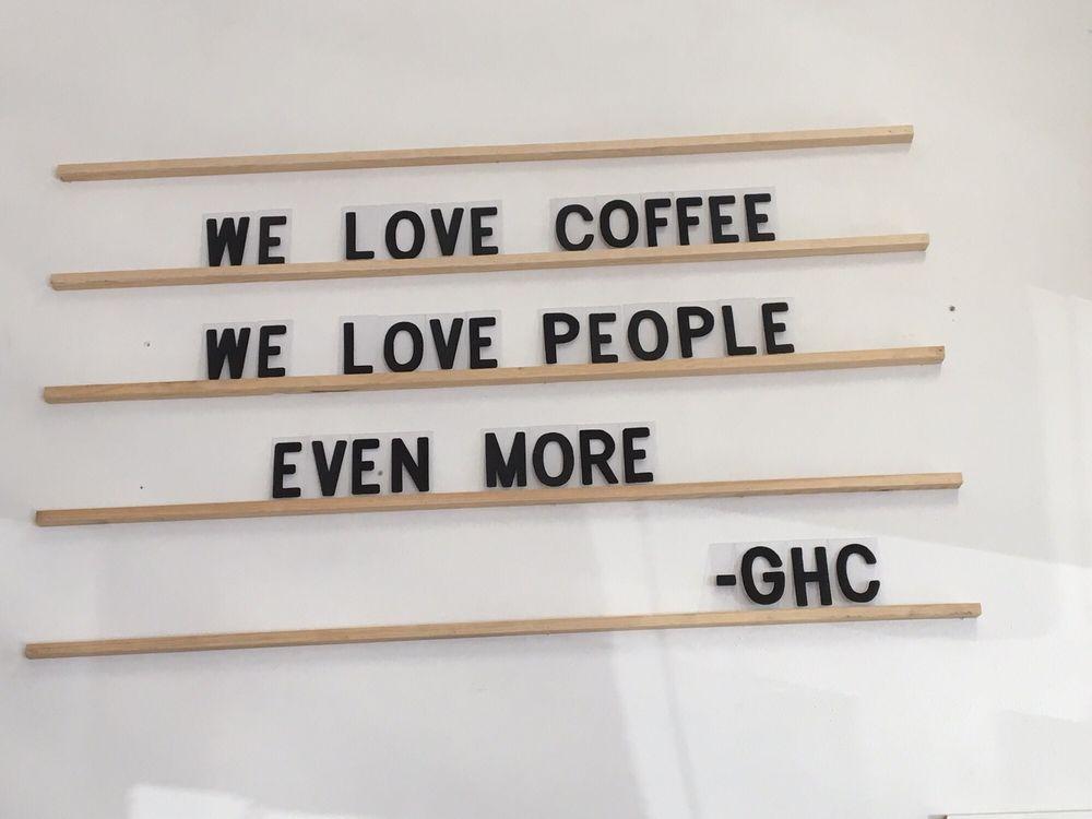 Greenhouse Coffee: 2299 E 17th St, Idaho Falls, ID