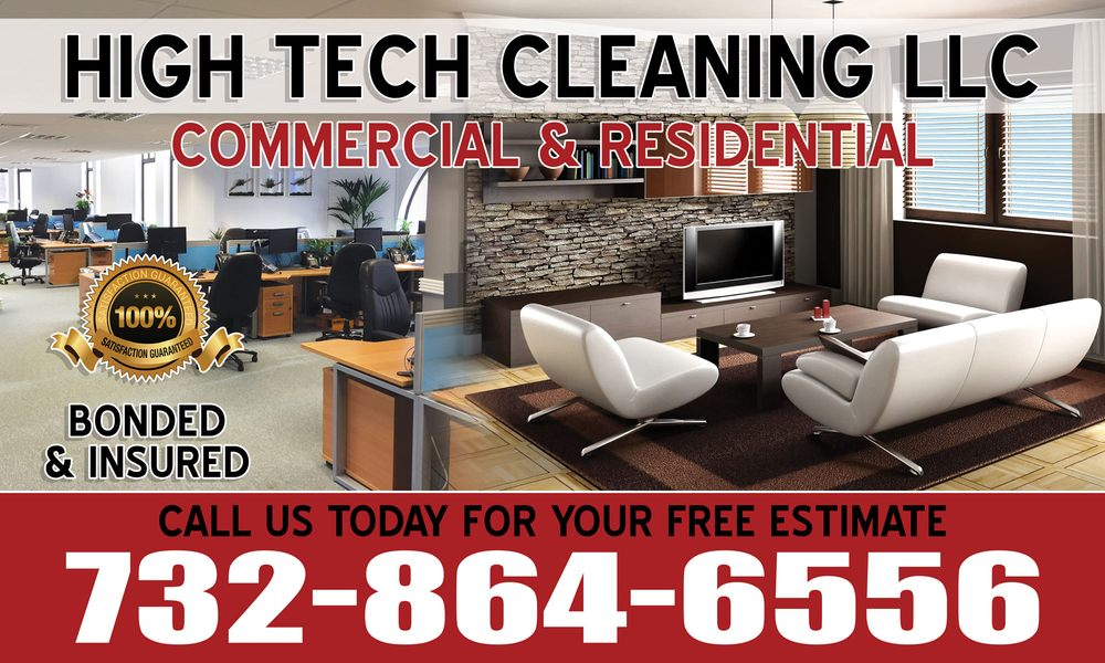 High Tech Cleaning: Toms River, NJ