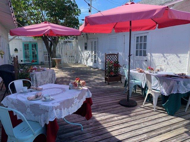 Serenity Garden Tea House & Cafe