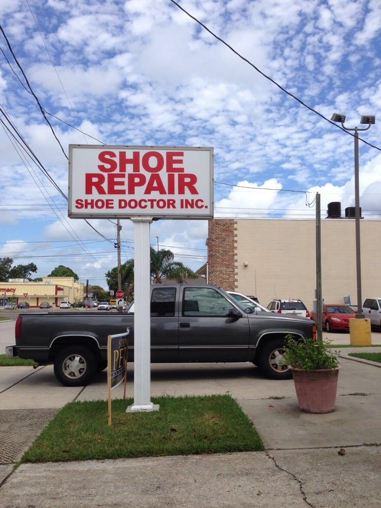 Shoe Repair Metairie Homestead