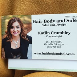 Hair body sole 30 recensioner hudv rd 2611 nw 9th for 9th street salon corvallis
