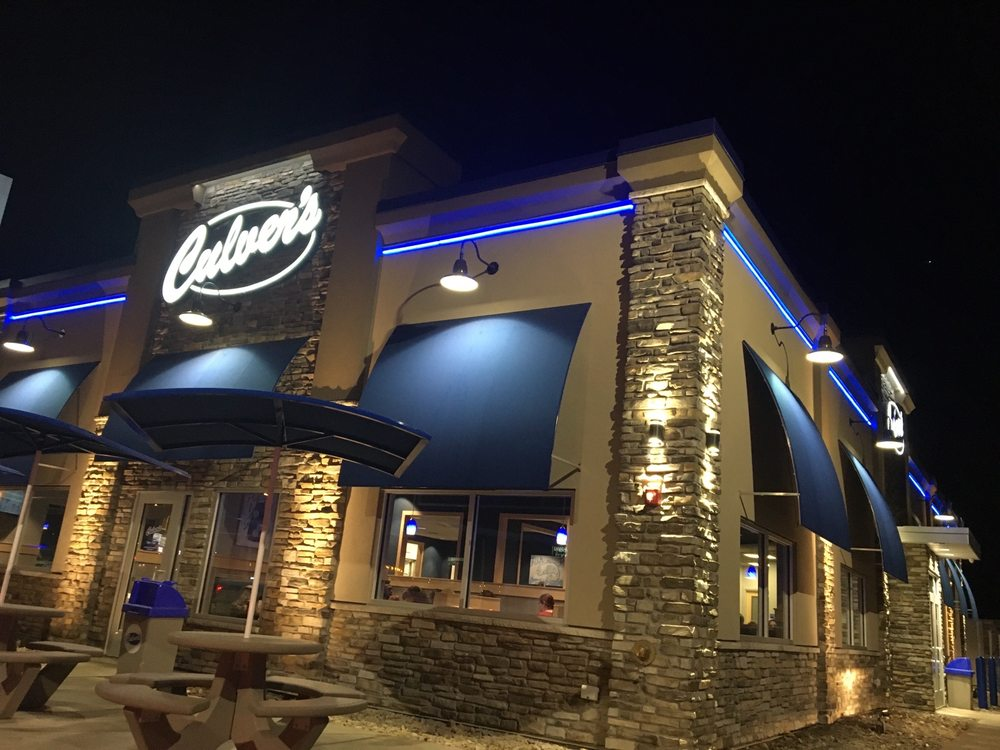 Culver's: 3000 S Broadway, Minot, ND