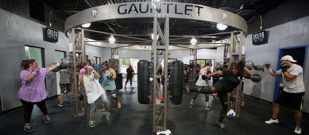 Gauntlet Fitness: 2610 19th St S, Homewood, AL