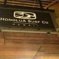 Honolua Surf - Sports Wear - 2335 Kalakaua Ave, Waikiki