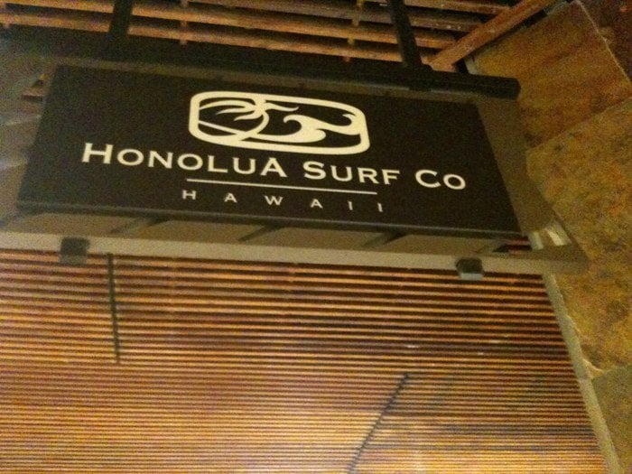 Honolua Surf