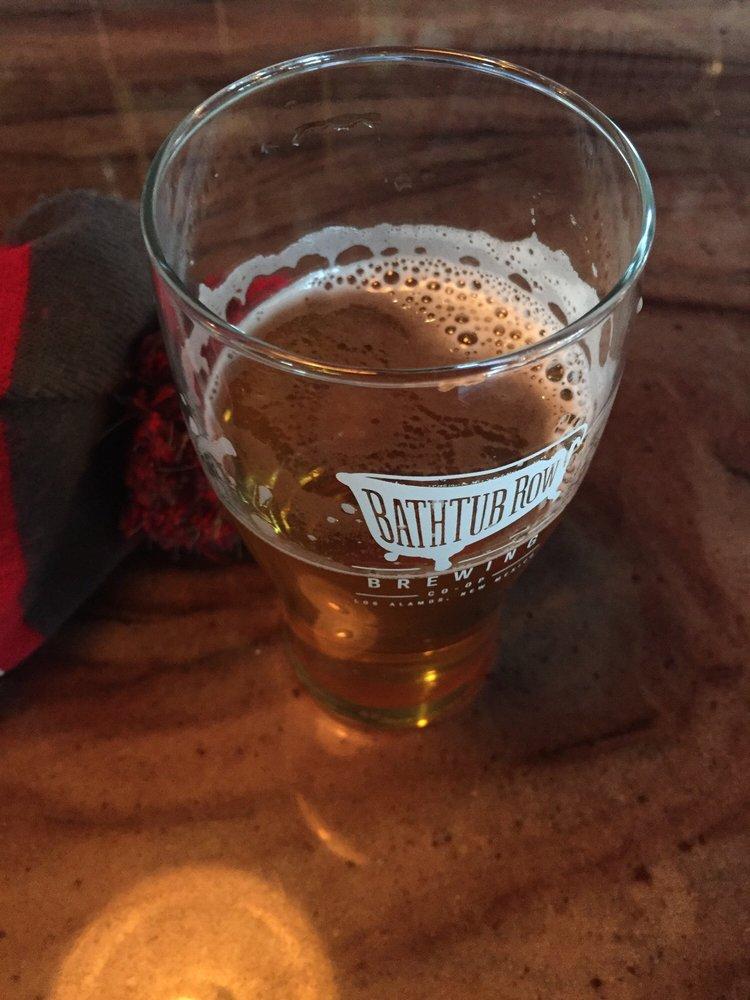 Bathtub Row Brewing Co-op: 163 Cental Park Sq, Los Alamos, NM