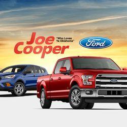 Joe Cooper Ford Used Cars >> Joe Cooper Ford Closed 12 Reviews Car Dealers 3400 S