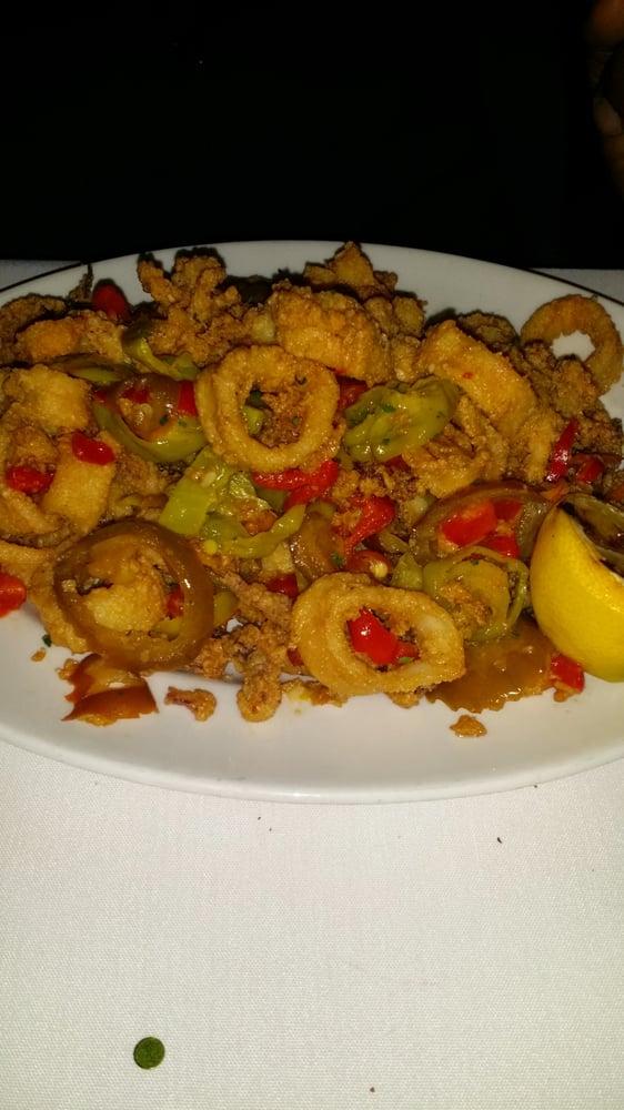 Calamari Good Nothing Amazing Yelp