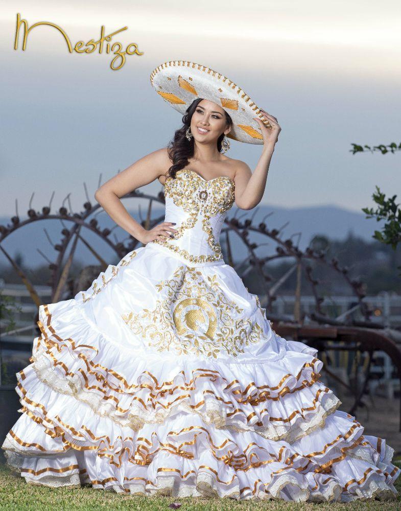 13961a37ecb Charro quinceañera dress - Yelp